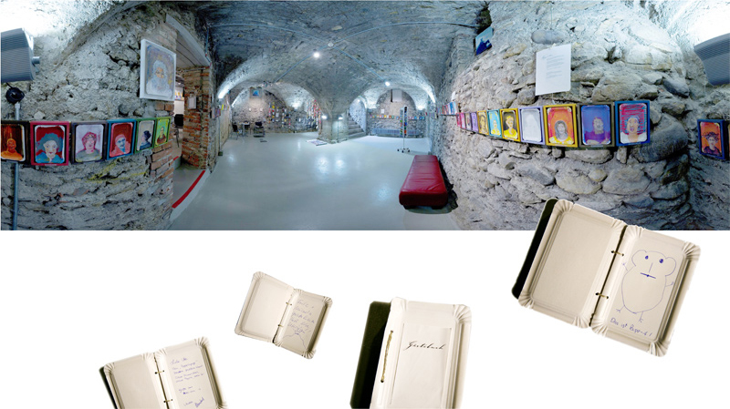 Kulturzentrum Konstanz, Ausstellung Pappies
