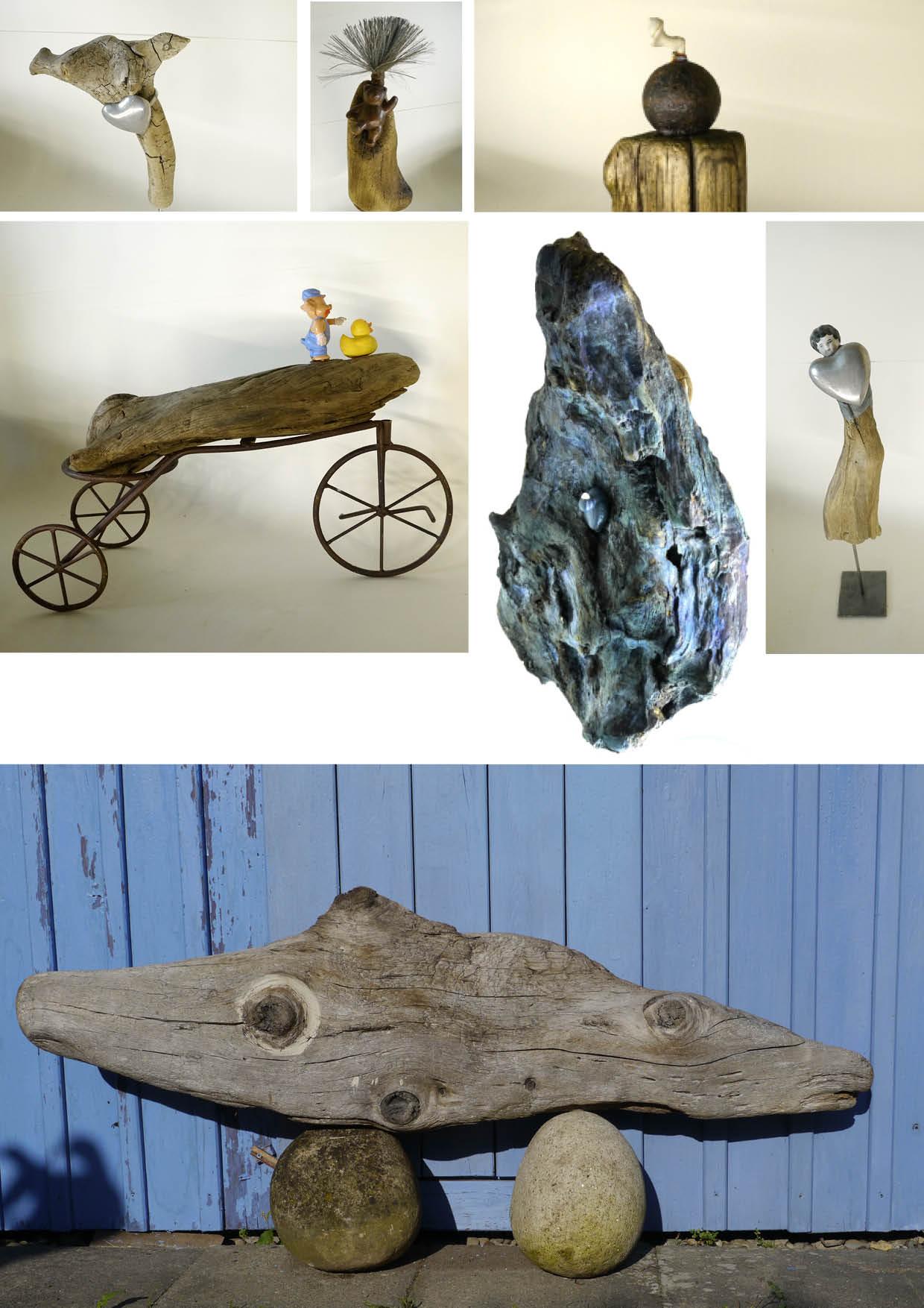 Skulpturen von AnnaLoog